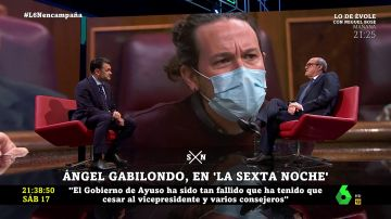 ¿Mantiene Gabilondo su 'no' a Iglesias? El candidato responde en laSexta Noche