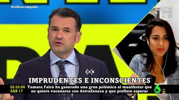 Iñaki López en laSexta Noche