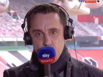 "Gary Neville explota contra el ""crimen"" de la Superliga"