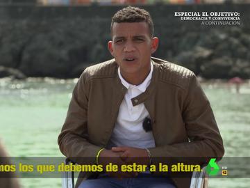 """El mensaje de agradecimiento de un migrante a los vecinos de Mogán (Canarias): """"Tenemos que estar a la altura, ellos entienden nuestra situación"""""""