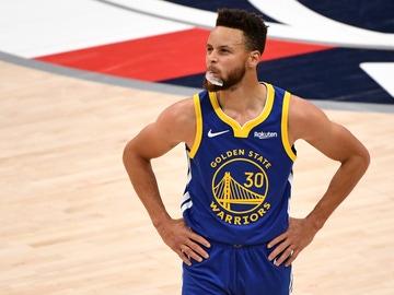 LaSexta Deportes (26-04-21) El increíble récord de Stephen Curry: ¡85 triples en solo un mes!