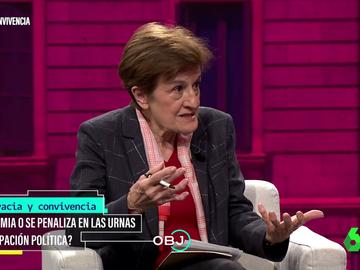 El principio del marketing que la filósofa Adela Cortina aplicaría a la política para acabar con la crispación