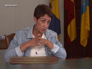 """""""¿No cree que es peligroso criminalizar a los migrantes?"""": la tensa entrevista de Andrea Ropero a la alcaldesa de Morán"""