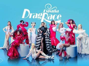 Concursantes oficiales de Drag Race España