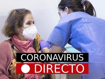Vacuna COVID-19 | Nuevas restricciones y medidas por coronavirus en España, en directo