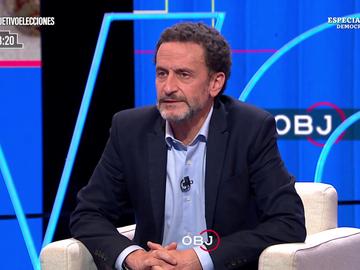¿Cree Edmundo Bal que Vox es un partido de ultraderecha? El candidato responde en El Objetivo