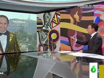 El chiste de Matías Prats sobre José Ángel Abad al verle por los Oscar