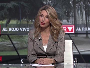 ¿Será la próxima candidata de Unidas Podemos a la Presidencia del Gobierno? Yolanda Díaz responde