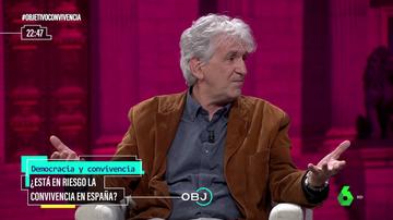 """La reflexión de Arsuaga sobre """"la sociedad del espectáculo"""": """"Cuando se quiere un titular diario hay que elevar el tono"""""""