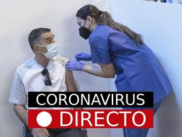 Hoy: Últimas noticias del COVID-19 en España y la India, vacunación, casos y datos, en directo