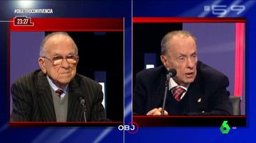 Así debatieron Fraga y Carrillo en 2008 sobre las víctimas republicanas, Paracuellos y el futuro de España