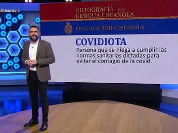 'Covidiota' o 'coronabebé': las palabras derivadas de la pandemia que la RAE ya recoge en su diccionario