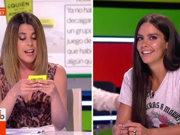 """¿Quién de los zapeadores practica sexo con más frecuencia? """"Cristina Pedroche, por lo que hemos hablado"""""""