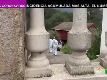 La mujer quemada viva en Tarragona delató a su pareja antes de morir: él afirmó que había intentado suicidarse
