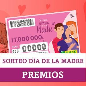 Sorteo de la ONCE del Día de la Madre: ¿qué premios se reparten?