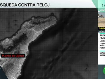 El operativo de búsqueda de las niñas desaparecidas en Tenerife encuentra una silla de bebé flotando en el mar