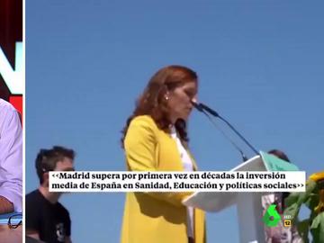 El vídeo electoral en el que Mónica García imagina los titulares que dejaría la victoria de Más Madrid