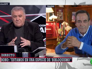 José Bono en Al Rojo Vivo
