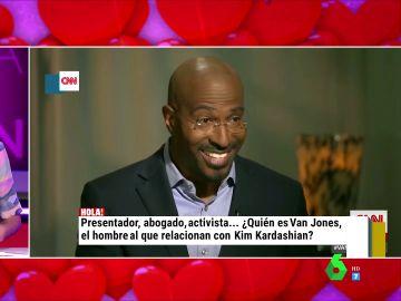 Abogado, presentador, activista... ¡así es el supuesto nuevo novio de Kim Kardashian!