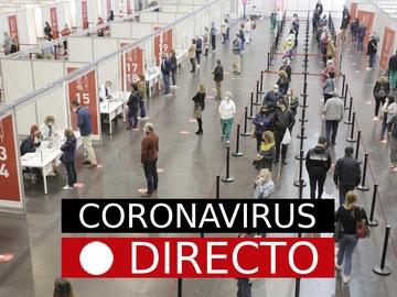 COVID 19 | Noticias de vacunación en España, medidas y restricciones, en directo
