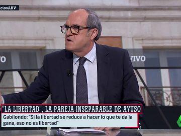 Ángel Gabilondo en Al Rojo Vivo