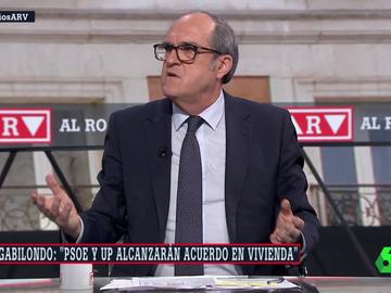 Ángel Gabilondo propone pagar el primer mes de alquiler a los menores de 30 años