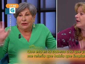 """La surrealista discusión entre dos meigas gallegas sobre términos de brujería: """"Yo eso nunca lo oí, eh"""""""