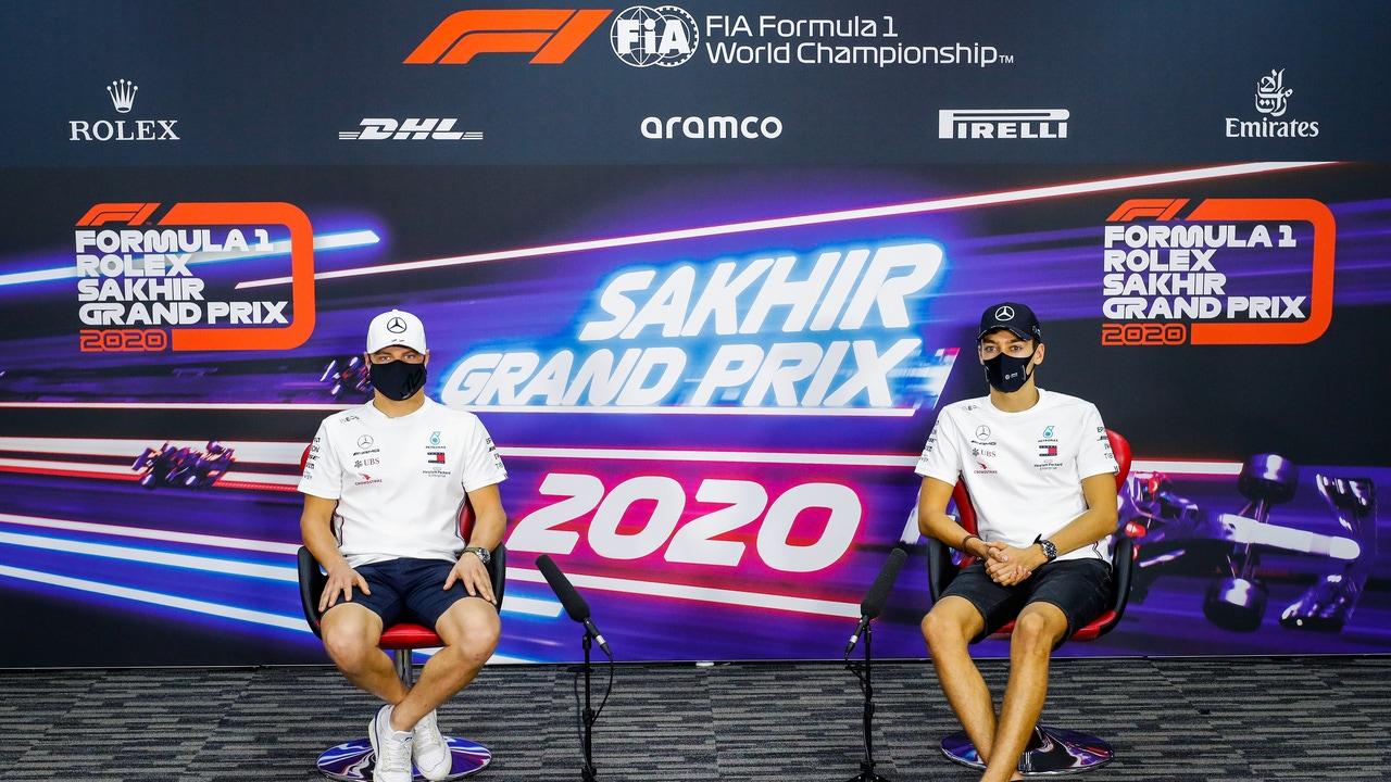 Mercedes, ¿cansado de Bottas? Russell podría sustituirle en mitad del  Mundial 2021