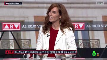 Mónica García futuro