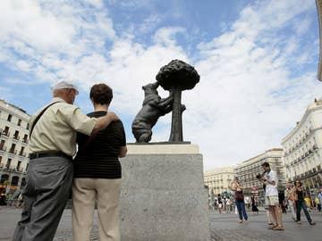 El oso y el Madroño de la Puerta de Sol.