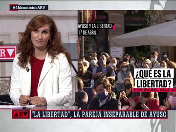 """Mónica García reacciona a los discursos de """"la libertad"""" de Ayuso: """"Me recuerda a un adolescente caprichoso"""""""