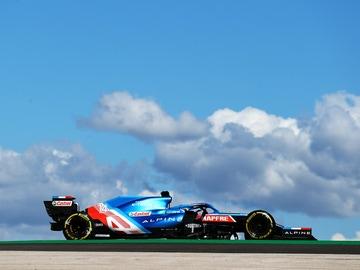 LaSexta Deportes (30-04-21) Alpine mejora y Fernando Alonso se codea con los 'gigantes' en los Libres 2