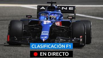 Fernando Alonso con Alpine