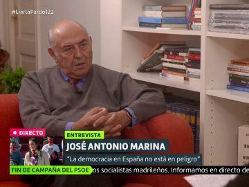 José Antonio Marina insulto