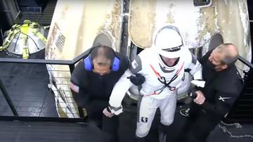 Los miembros de la Crew-1 de la NASA regresan a la Tierra