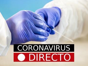 COVID-19 España: Última hora, vacunas y medidas en Madrid, Andalucía, Aragón, Cataluña y Navarra