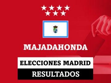 Resultados de las elecciones en Majadahonda
