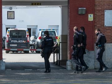 Da comienzo la vacunación de Policía Nacional y Guardia Civil en Cataluña