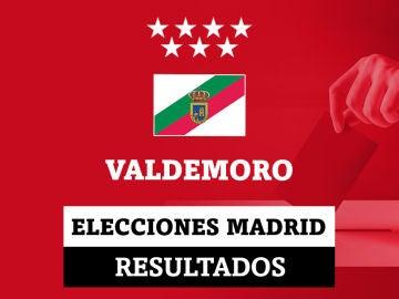 Resultados de las elecciones en Valdemoro