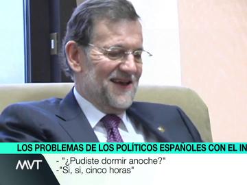 De Mariano Rajoy a Ana Botella: los políticos que ya arrasaron en las redes por su problema con el inglés