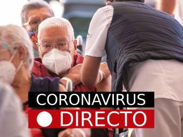 COVID-19 España: Vacunas y medidas en Madrid, Andalucía, Euskadi, Cataluña y Navarra