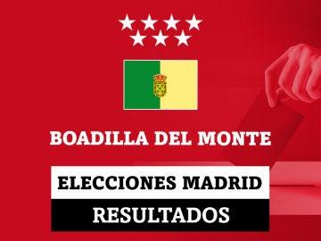 Resultados de las elecciones en Boadilla del Monte