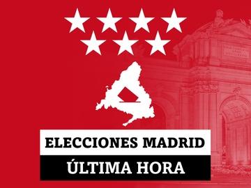 Elecciones Madrid 2021: Resultados y participación, 4M en directo
