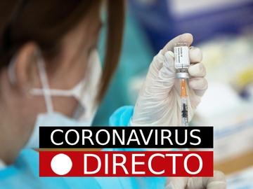 Vacuna COVID-19 | Incidencia del coronavirus en Madrid, casos y nuevas medidas en España, en directo