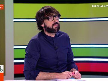 """La advertencia de Quique Peinado sobre un posible resultado de las elecciones que hace gritar a Marta Torné: """"¡No!"""""""