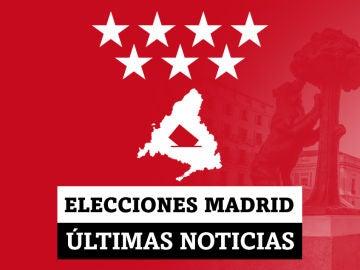 Elecciones Madrid 2021: Última hora de la participación y encuestas, 4M en directo