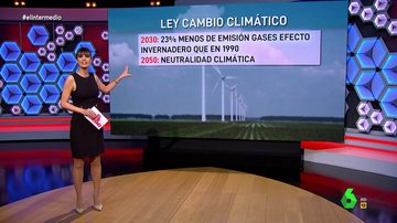 Del fin de los combustibles fósiles a la apuesta por el coche eléctrico: Sandra Sabatés explica las claves de la Ley de Cambio Climático