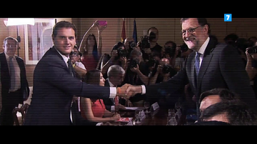"""La surrealista confesión de Girauta sobre la cena entre Rajoy y Rivera: """"Ninguno entendía los chistes del otro"""""""