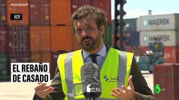 """Casado pide a Sánchez que no hable de """"inmunidad de rebaño"""": todas las veces que los dirigentes del PP han usado esta expresión"""