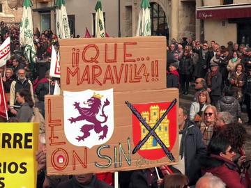 El leonesismo defiende que la Constitución les ampara para no formar parte de Castilla y León